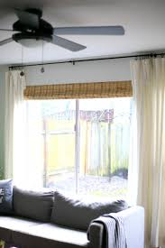 the eeeeeasiest curtain rods that are elegant and affordable too