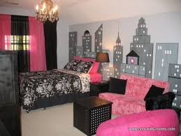 pink and black girls bedroom ideas chic black and pink bedroom ideas what a combination pink and