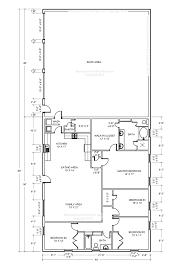 different floor plans 30 barndominium floor plans for different purpose in 40 40 house