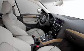 Audi Q5 Chestnut Brown Interior Car Picker Audi Q5 Interior Images