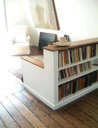 Ikea Low Bookshelf Bookcase Modern Living Room With Narrow Horizontal Window