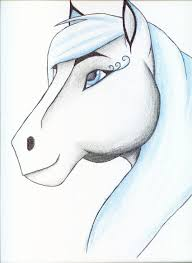 drawings of spirit and rain the horse images drawing pinterest