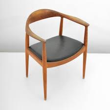 Round Armchairs Danish Designer Hans Wegner Made Chair An Art Form
