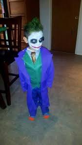 Joker Costume Halloween Batman Enemy Joker Dark Knight Costume Halloween
