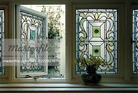 Decorative Windows For Houses Homes With Stained Gl Windows Add Color And Style To Your Home