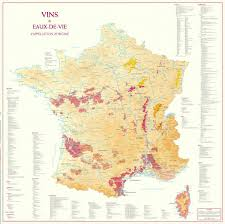 Provence France Map by Carte