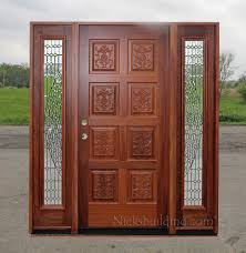 Carved Exterior Doors Carved Wood Doors Carved Wood Doors Bombay Carved Entry