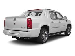 cadillac truck 2013 2013 cadillac escalade ext awd 4dr base overview roadshow
