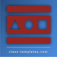 free lesson plan templates