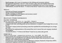 Sample Retail Sales Associate Resume by Trendy Design Ideas Sample Retail Resume 6 Retail Sales Associate