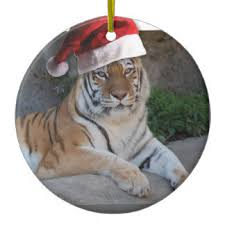 bengal tiger ornaments keepsake ornaments zazzle