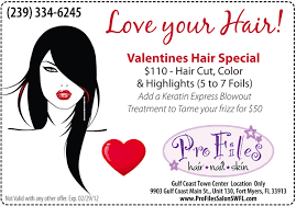 valentines specials s specials pro files beauty
