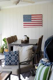 American Flag Living Room by Wood Pallet American Flag The Idea Room