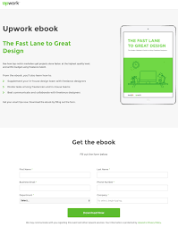 20 ebook landing page examples used by today u0027s best brands