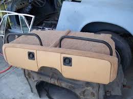 porsche 911 back seat rear seat delete compatibility pelican parts technical bbs