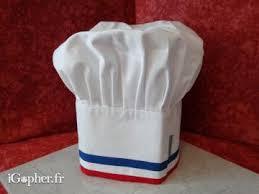 annonce chef de cuisine toque de chef cuisinier taille l igopher fr