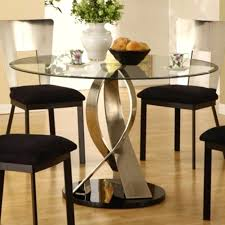 cheap dining table and chairs ebay glass round dining table round glass dining table impressive design