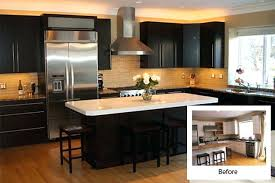 refacing kitchen cabinets ideas refacing kitchen cabinets pictures reface kitchen cabinets before