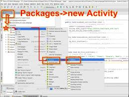 android package name android studio error package name is not set to a valid package