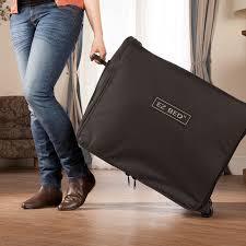 table amazing best air mattress with frame bestairmattressguide