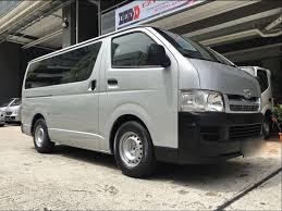 toyota hiace buy used toyota hiace manual car in singapore 26 800 search