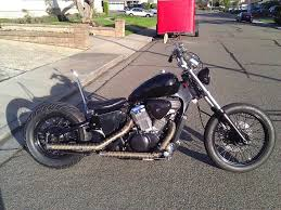 honda ricer exhaust bobber motorcycles bobbers page 2 honda shadow forums