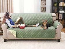 Green Sofa Slipcover by Green Furniture Slipcovers Ebay