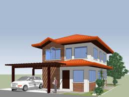 residential 4bedroom 2 storey house exercise eugene t mangubat