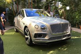 bentley front bentley will blow the doors off nonexistent rivals with a super