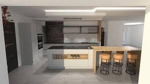 cuisine bois et gris cuisine bois et gris stunning noir mat contemporary design trends
