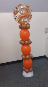 fall u0026 halloween balloon ideas