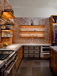 kitchen tile backsplash ideas floor to ceiling windows island
