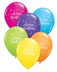 happy birthday balloons party fever party fever
