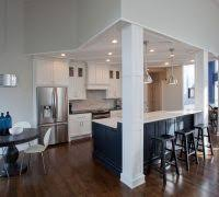 kitchen island columns kitchen island with columns kitchen traditional with shaker style