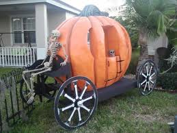 Pumpkin Carriage Great Pumpkin Hearse From Sinister Syd On Forum Move Over