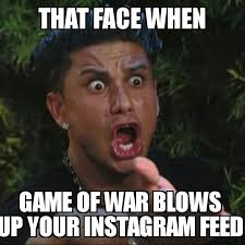 War Meme - game of war memes home facebook