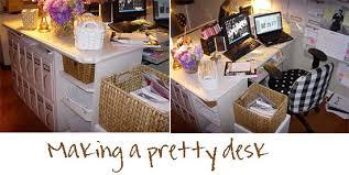 lovable office desk decor ideas furniture pretty feminine girly