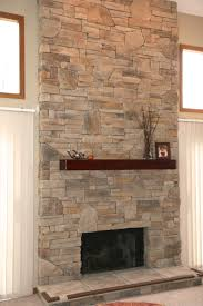 astonishing fake stone for fireplace pictures ideas surripui net