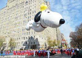 macy s thanksgiving day parade colors nyc 4 chinadaily cn