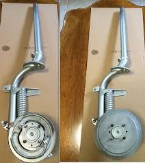 modern vespa 1958 vespa gs 150 vs4