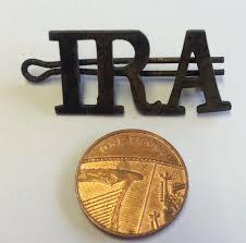 Irish Republican Army Flag Ira Pin Badge Irish Volunteers Ireland Republican Army Brass Sinn
