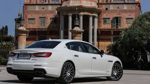 maserati ghibli grey black rims 2017 maserati quattroporte gts review and test drive with