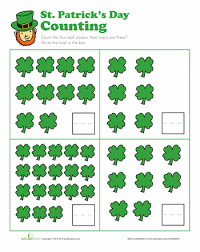 st patrick day worksheets free worksheets library download and