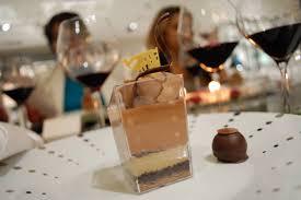 chocolate u0026 wine pairing tips from james beard house chocolatier
