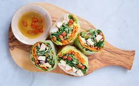 where to buy rice paper wraps recipe chicken and veggie rice paper rolls recipegeek