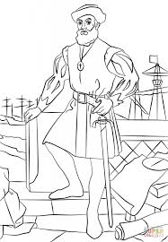 ferdinand magellan age discovery coloring history age
