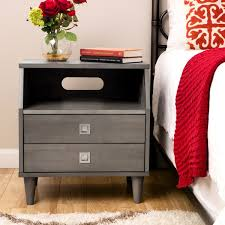 Cpap Nightstand Marley 2 Drawer Nightstand Free Shipping Today Overstock Com