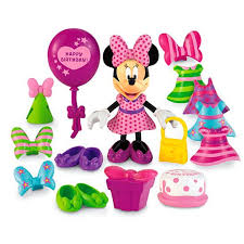 minnie s bowtique disney minnie mouse birthday bowtique v4138 fisher price