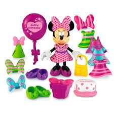 minnie s bowtique disney minnie mouse birthday bowtique v4138 fisher price