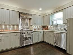 Tongue And Groove Kitchen Cabinet Doors Gray Paneled Kitchen Cabinets Cottage Kitchen